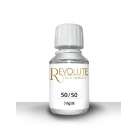 Base 50% PG 50% GV 115 ml Revolute