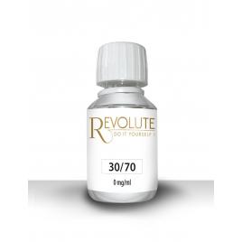 Base 30/70 0 mg de nicotine 115 ml