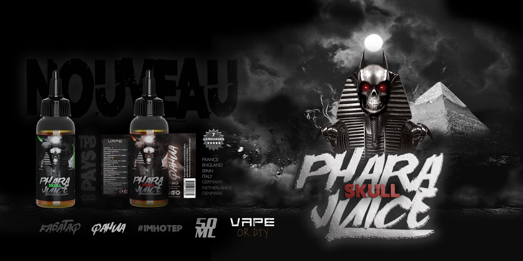 Phara Skull Juice